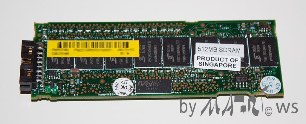HP P400 512MB Cache Modul